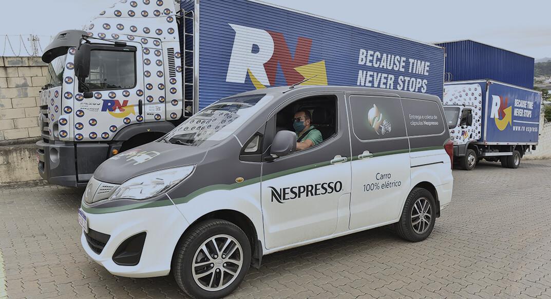 Como a RN Logística foi eleita a melhor transportadora pela Nespresso por dois anos consecutivos
